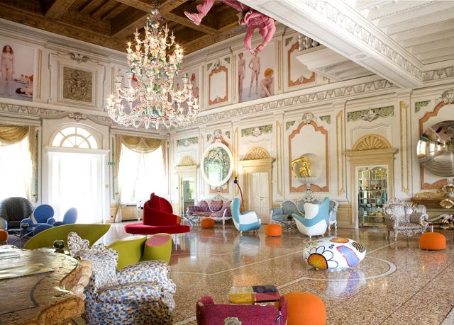 Extravagantes 5 sterne designhotel in italien inklusive for Designhotel verona