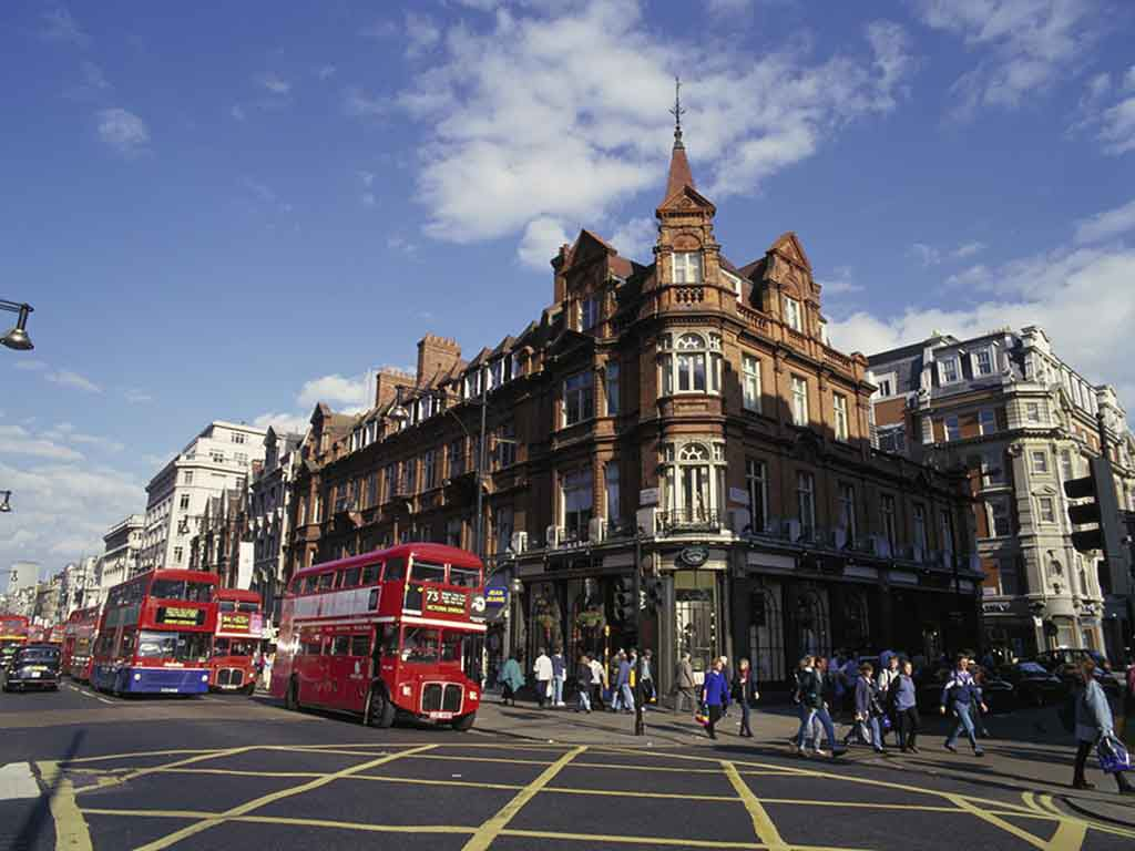 Neue Hotels In London