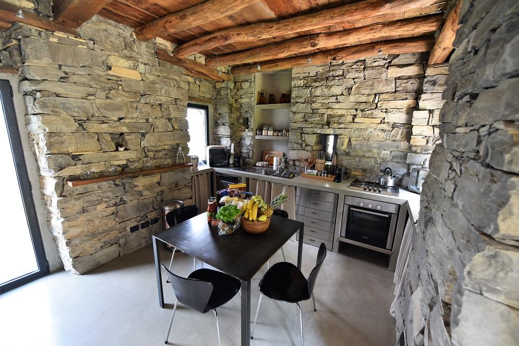 Villa Torno Küche