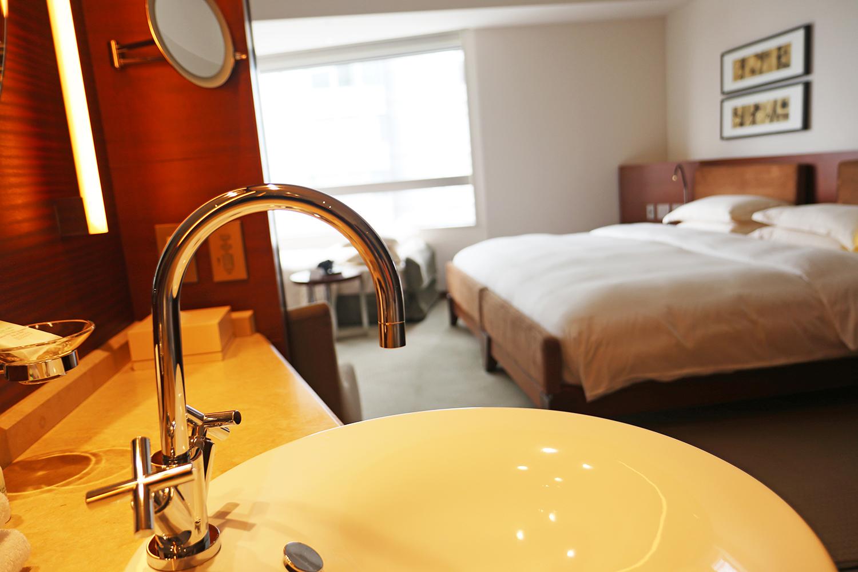 Das grand hyatt tokyo japanisch angehauchter luxus im for Bett japanisch