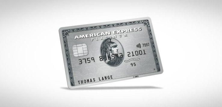Die American Express Platinum Card Mit 30000 Membership Rewards