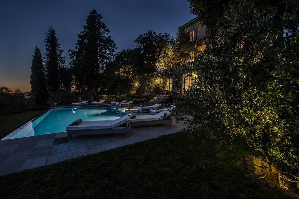 Villa Belvedere in Loro Ciuffenna