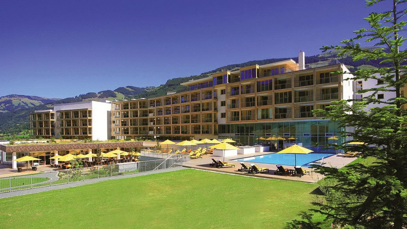 Kempinski Hotel Tirol