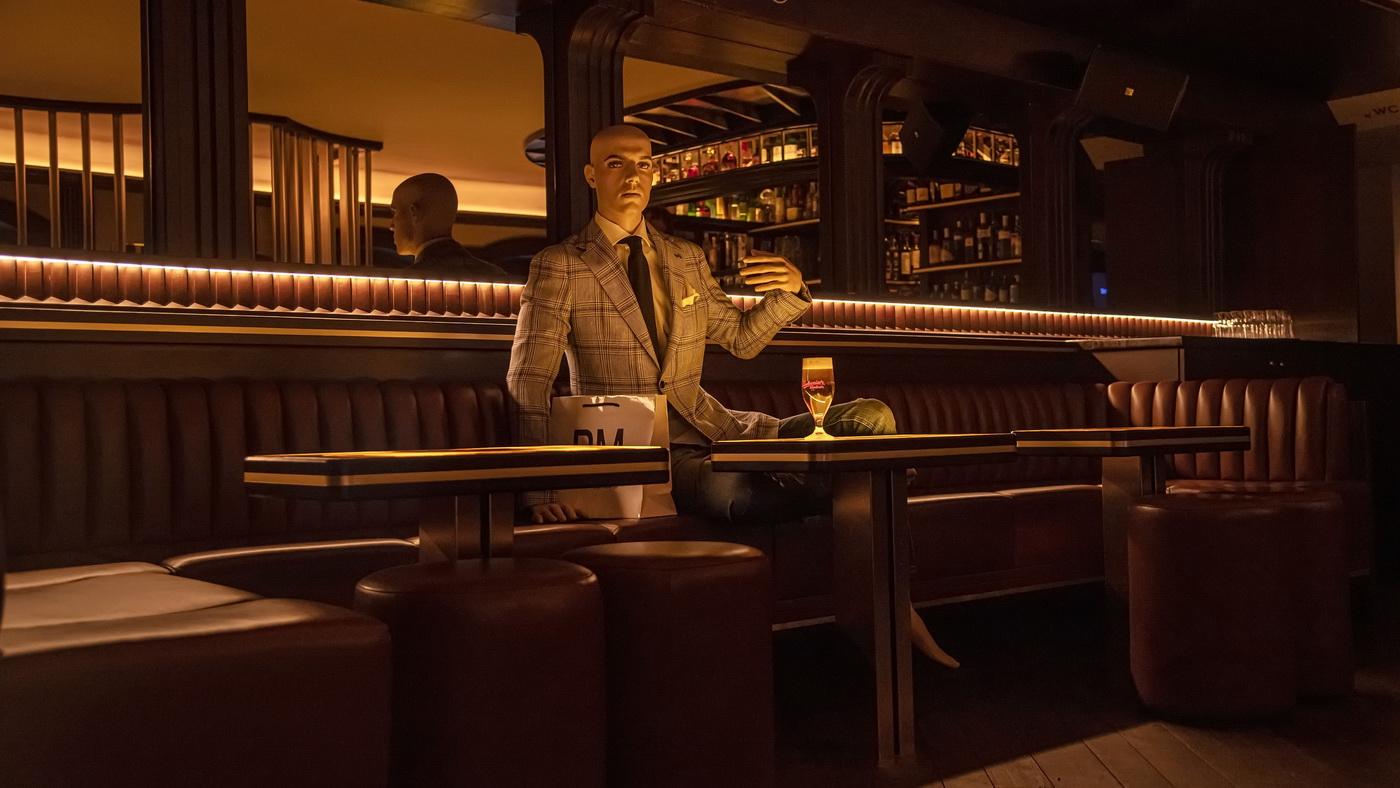 Szene-Bar Wien