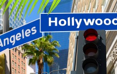 Los Angeles Hollywood USA