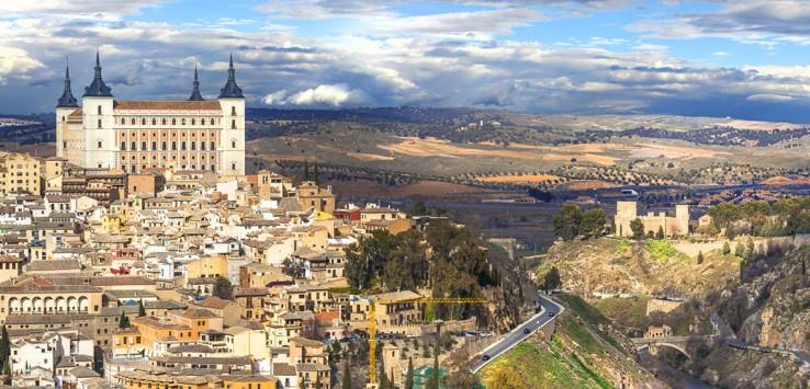 madrid-Spanien