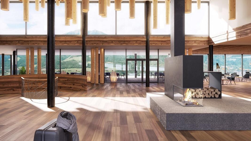 er ffnung im mai s dtirol erh lt sein erstes baumhotel fcam blog. Black Bedroom Furniture Sets. Home Design Ideas