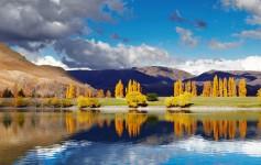 new-zealand-neuseeland natur berge wald