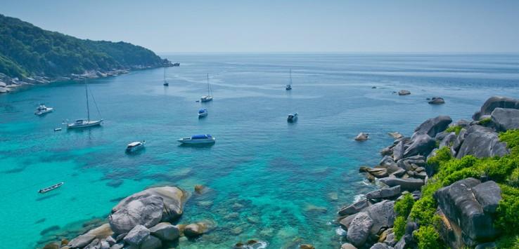 phuket-thailand urlaub meer