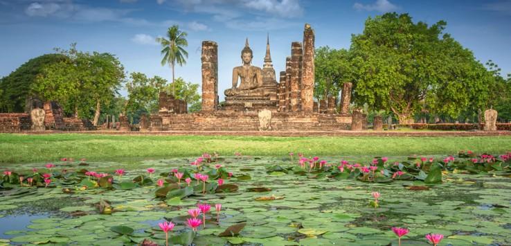 phuket-tempel buddha asien natur