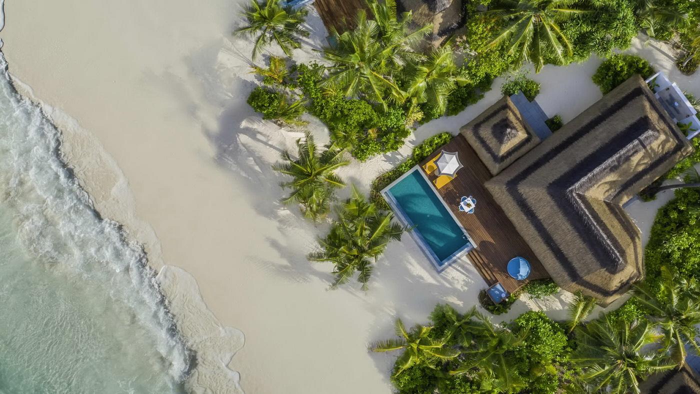 Malediven Luxusresort
