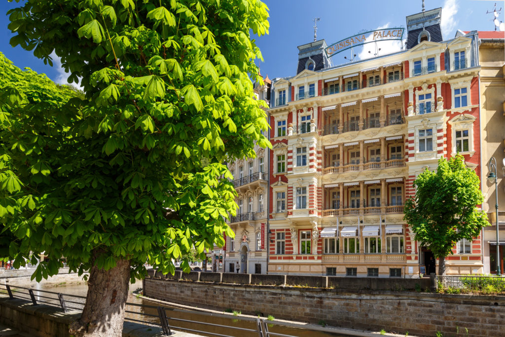 Sterne Hotel In Karlsbad