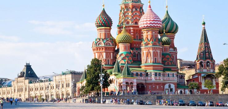 russia-moskau kreml