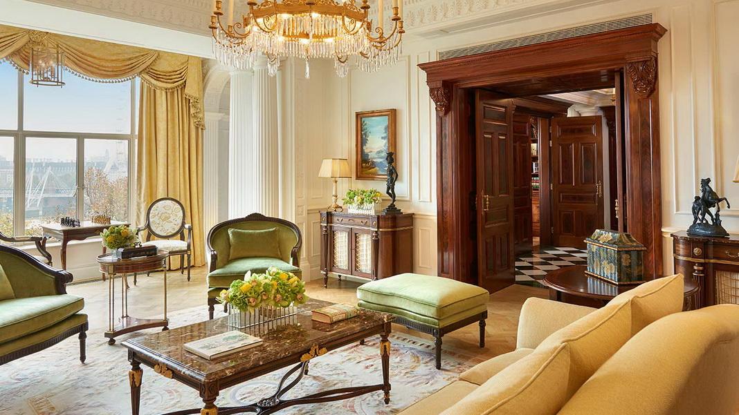 Vollendeter Luxus: Die fünf schönsten Fairmont-Suiten rund um die ...