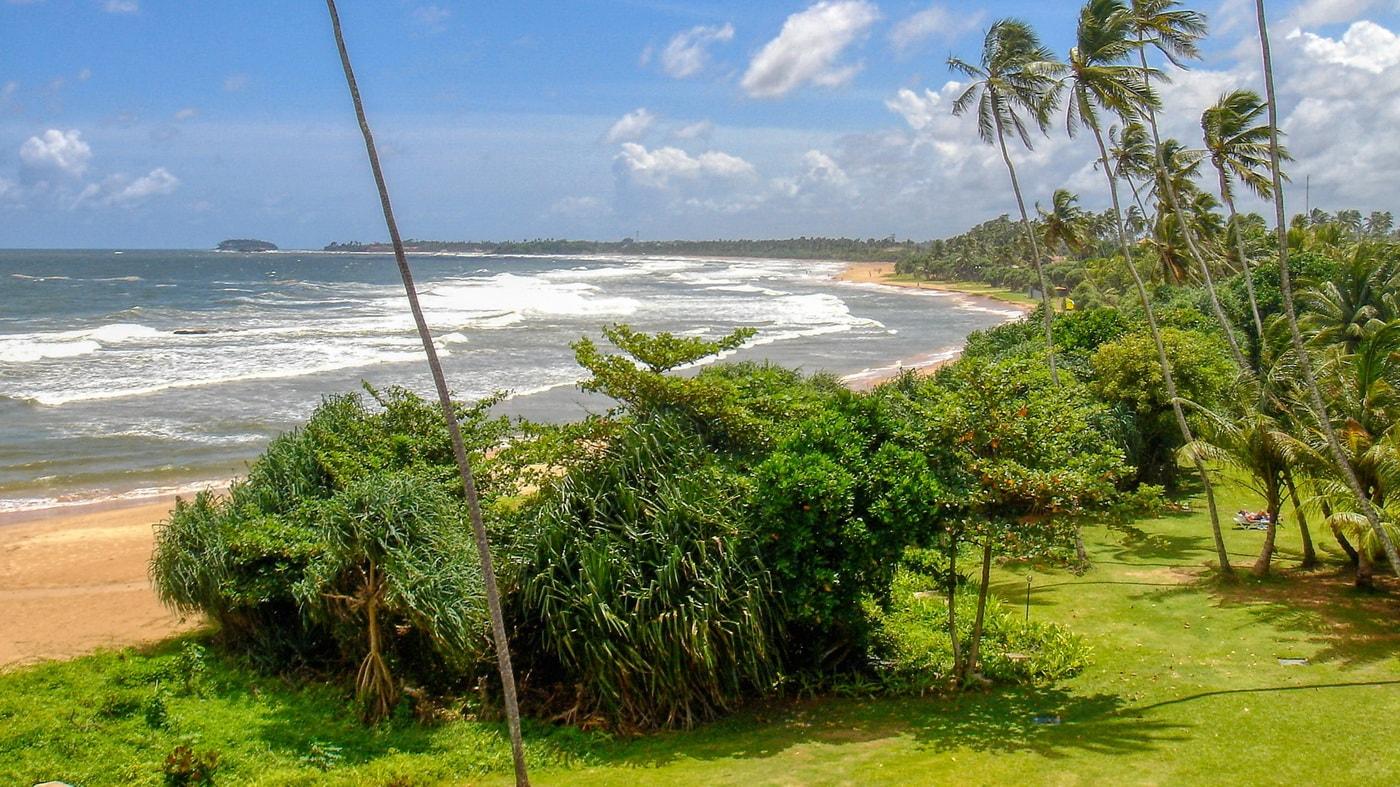 Sri Lanka Grenzen geöffnet