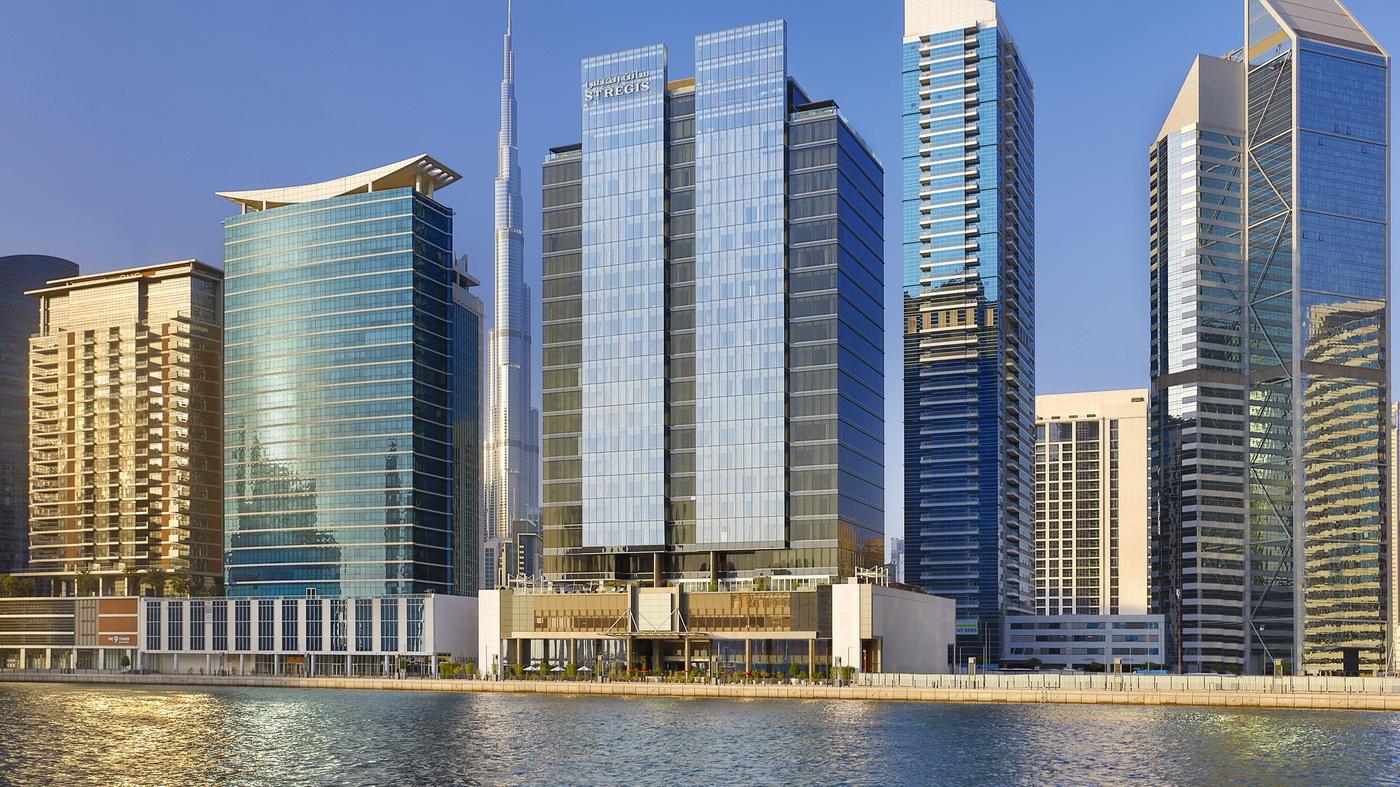 St Regis Downtown Dubai