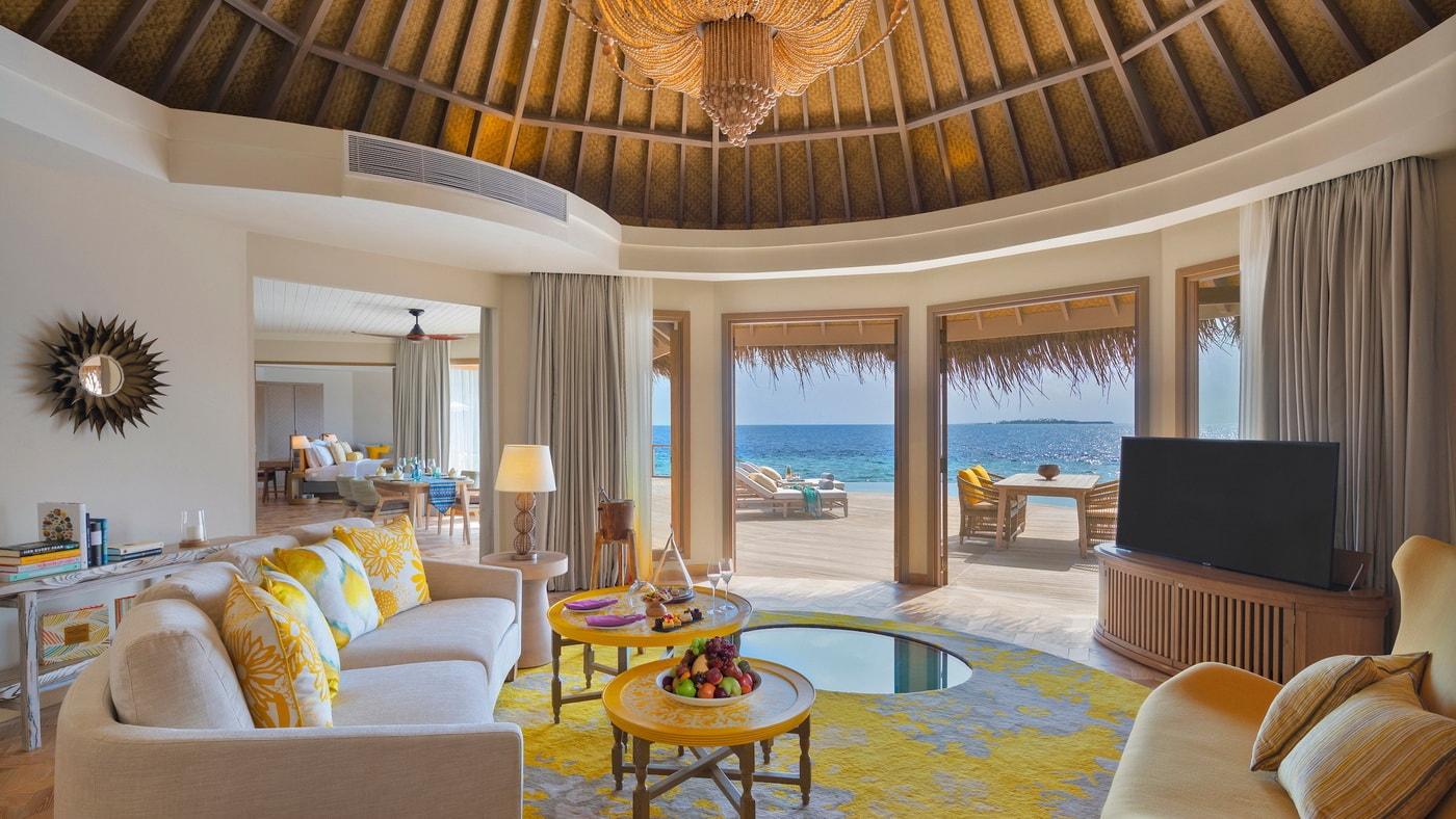 Bestes Resort im Indischen Ozean