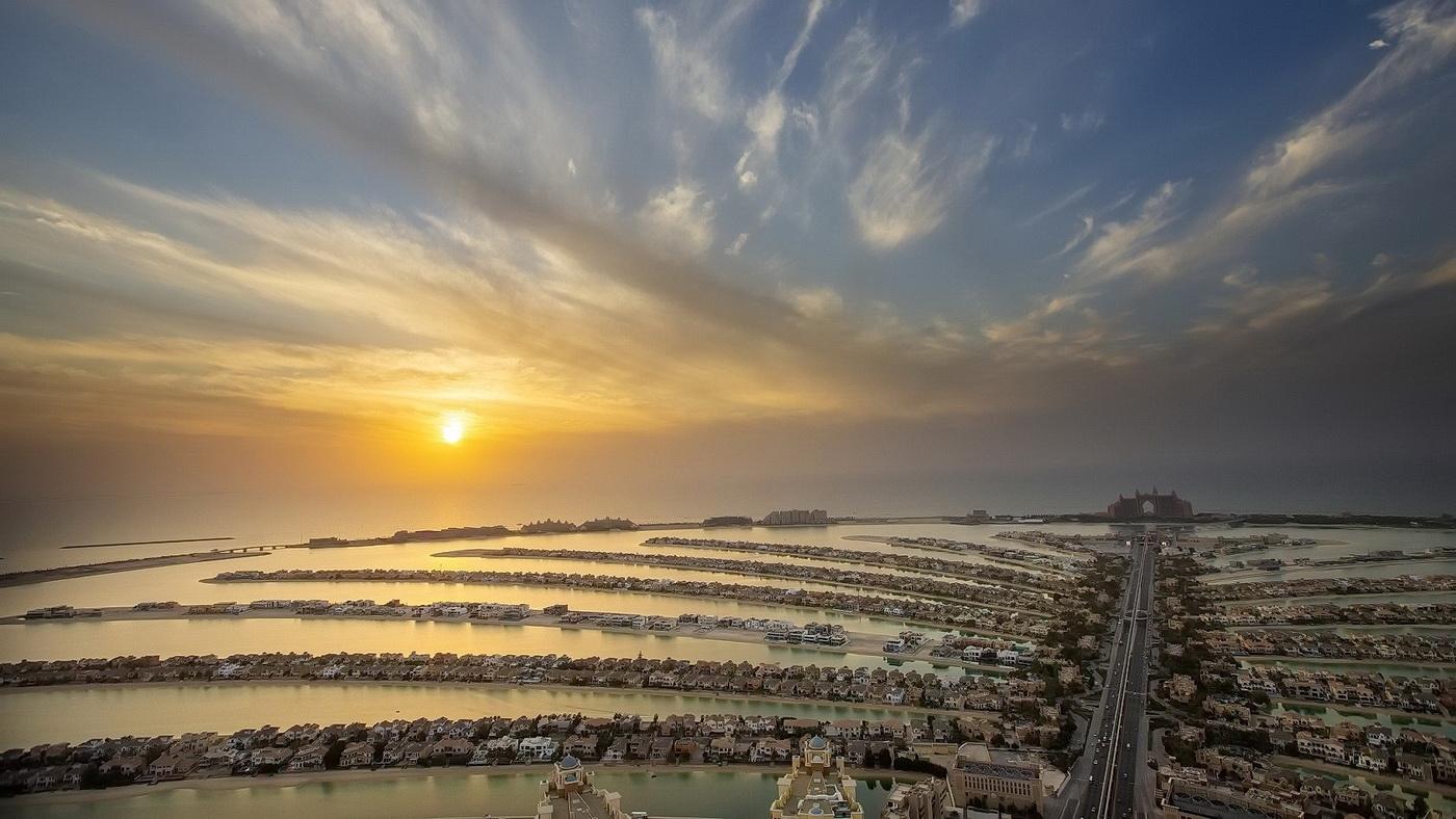 The View at The Palm Dubai feiert eine neue Aussichtsplattform ...