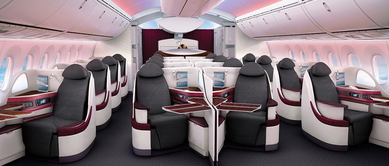 Qatar Airways Business Cl - Flüge und mehr